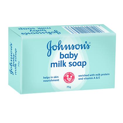Johnson S Baby Milk Soap Baby Soap Johnson S 174 Baby India