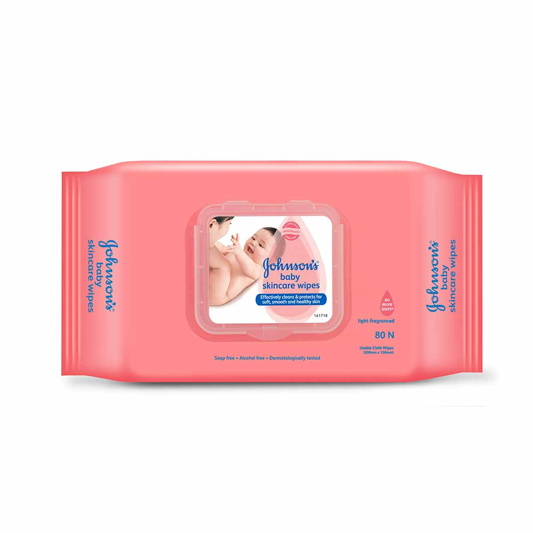 Baby Wipes Johnson S 174 Baby Skincare Wipes Online