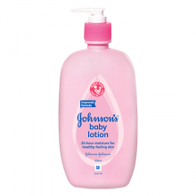 JOHNSON'S® baby lotion