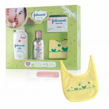 Johnsons Baby Care Gift Set