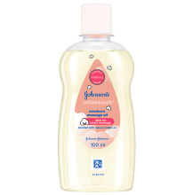 JOHNSON'S® cottontouch® newborn massage oil
