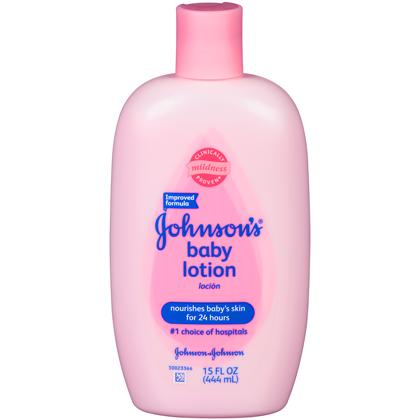 JOHNSON'S® baby Lotion